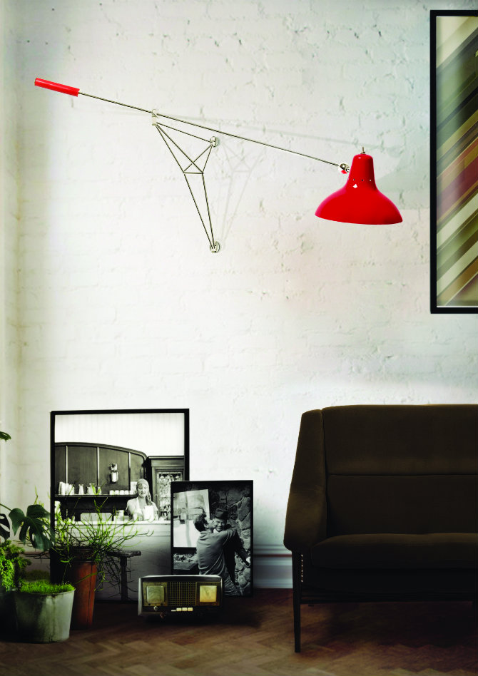 10 CONTEMPORARY WALL SCONCES FOR YOUR LIVING ROOM diana wall lamp by delightfull