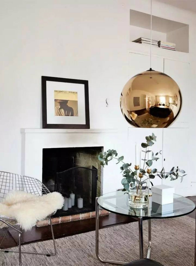 GOLDEN LAMPS FOR YOUR LIVING ROOM IDEAS tom dixon living room ideas Golden Lamps for your Living Room Ideas GOLDEN LAMPS FOR YOUR LIVING ROOM IDEAS tom dixon