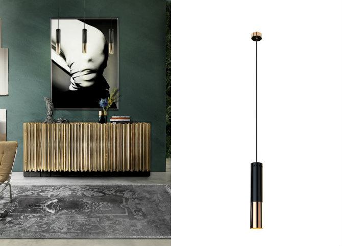 LIVING ROOM IDEAS BRASS DETAILS ike pendant by delightfull2