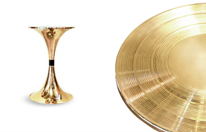 LIVING ROOM IDEAS BRASS DETAILS side table by Essential Home3