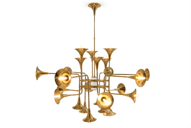 Living Room Designs with Brass Details delightfull botti
