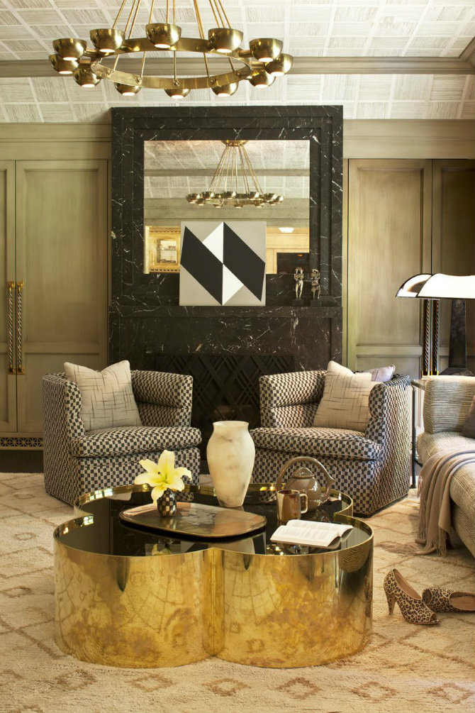 Luxury Living Rooms Designed by K.Wearstler Kelly Wearstler Luxury Living Rooms Designed by Kelly Wearstler Luxury Living Rooms Designed by Kelly Wearstler