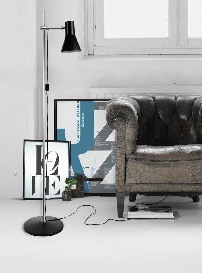 delightfull floor lamps collection (Copy) industrial interior Living room design: industrial interior delightfull floor lamps collection Copy