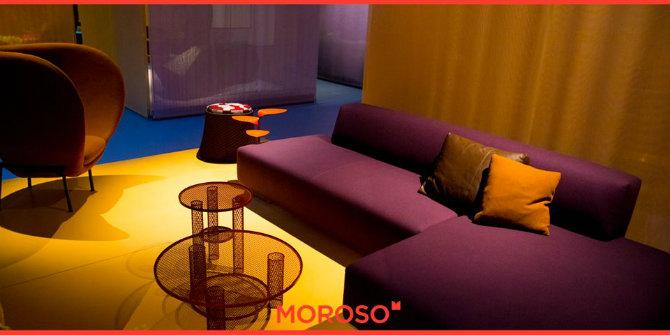 10 Living Room Furniture ideas Inspired by Salone Mobile essential home e delightfull brabbu moroso2