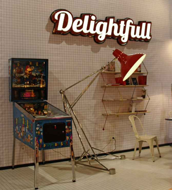 Feature floor lamps in your industrial style living room industrial floor lamp by delightull