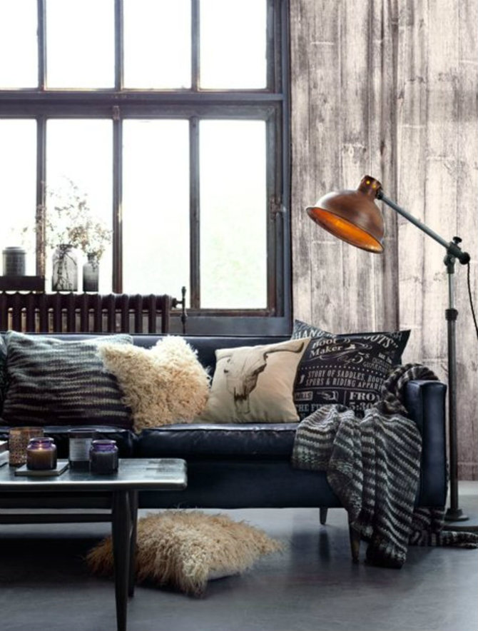 Floor Lamps Living Room. Feature floor lamps in your industrial style living area  lamp2 room Living