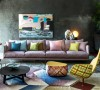 Featured Living Room Ideas from iSaloni 2016Moroso Furniture Shot Inside Patrizia Moroso's House
