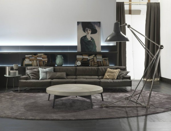 FeaturedFeature floor lamps in your industrial style living room