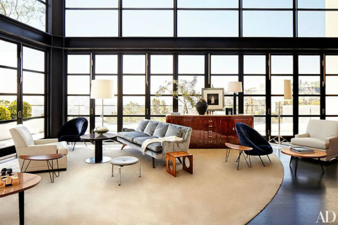 How to Create the Perfect Living area BY DAN FINK