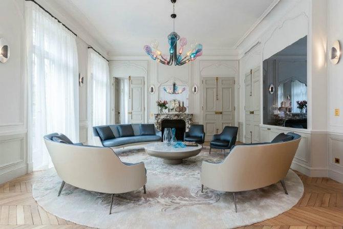 Living Room Design Ideas by Gerard Faivre