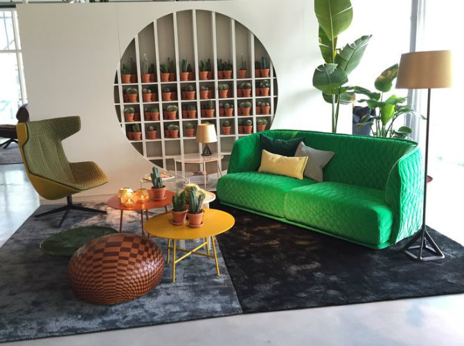 Living Room Ideas from iSaloni 2016 Moroso showroom Amsterdam Living Room Living Room Ideas from iSaloni 2016: Moroso Living Room Ideas from iSaloni 2016 Moroso showroom Amsterdam