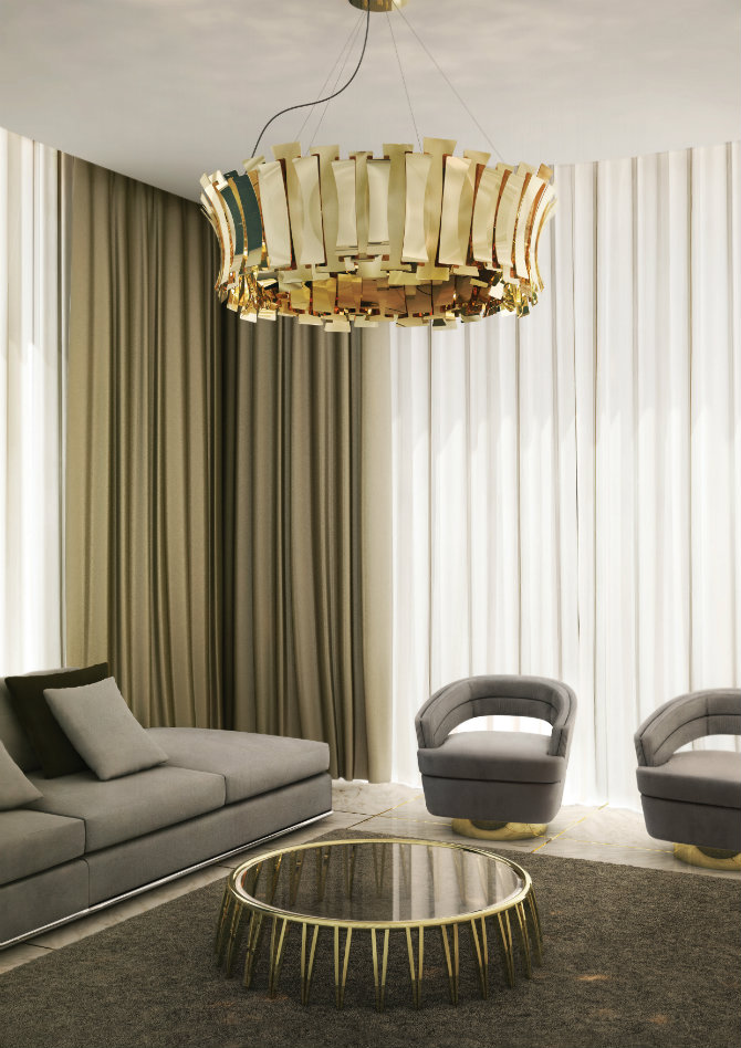 Seven steps to the perfect living room suspension lamp living room ideas ICFF 2016: living room ideas to take advantage of Seven steps to the perfect living room suspension lamp