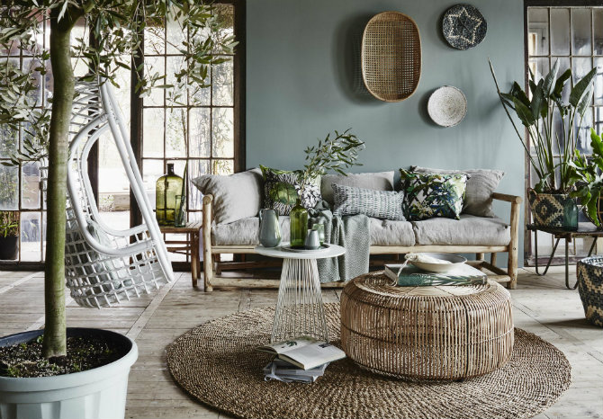 Spring Decor 10 living areas that you'll want to have