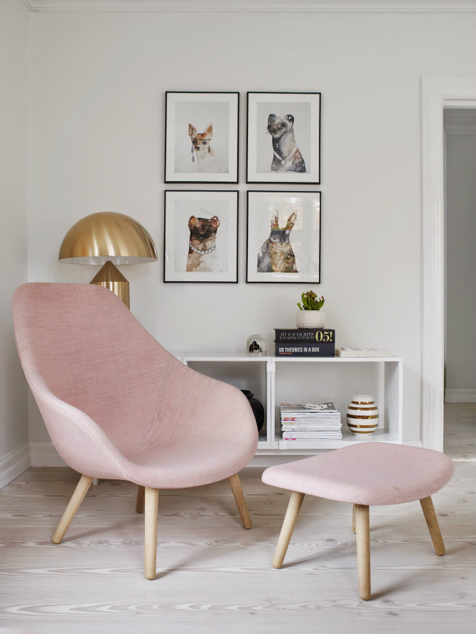 Spring Decor 10 living rooms that you'll want to have (3)