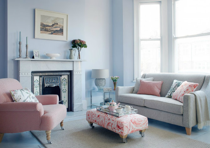 Spring Decor 10 living rooms that you'll want to have (5)