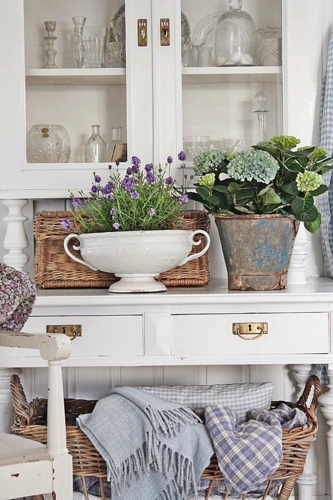Spring Decor 10 living areas that you'll want to have2