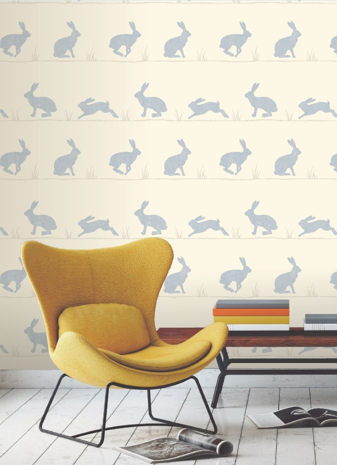 Patterned Wallpaper Solutions for Your Living Rooms Ideas bunny print wallpaper. The light blue tones give a fresh and country feel to your room Pattern Wallpaper Pattern Wallpaper Solutions for Your Living Rooms Ideas Pattern Wallpaper Solutions for Your Living Rooms Ideas bunny print wallpaper
