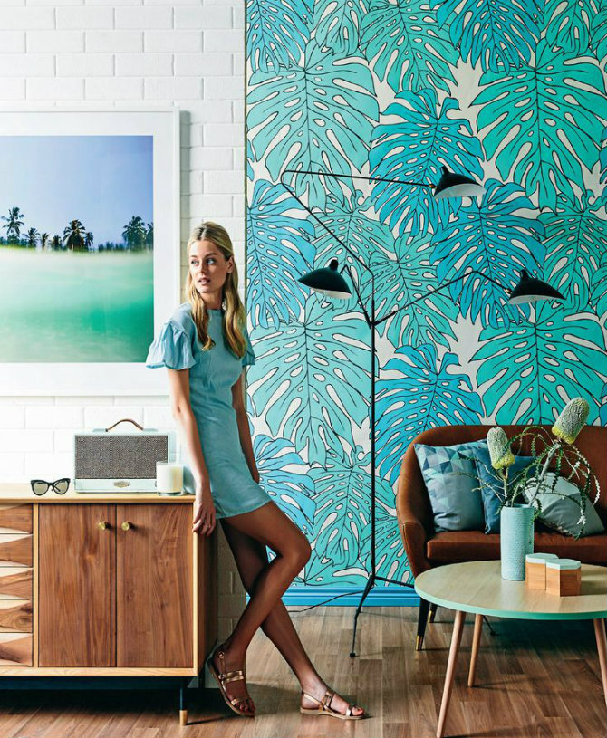 pattern wallpaper solutions for your living rooms ideas – living