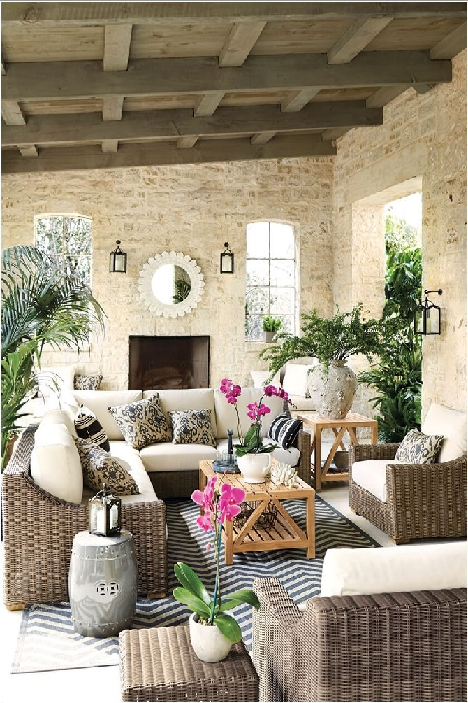 Summer Ideas Get Your Own Outdoor Living Room Living