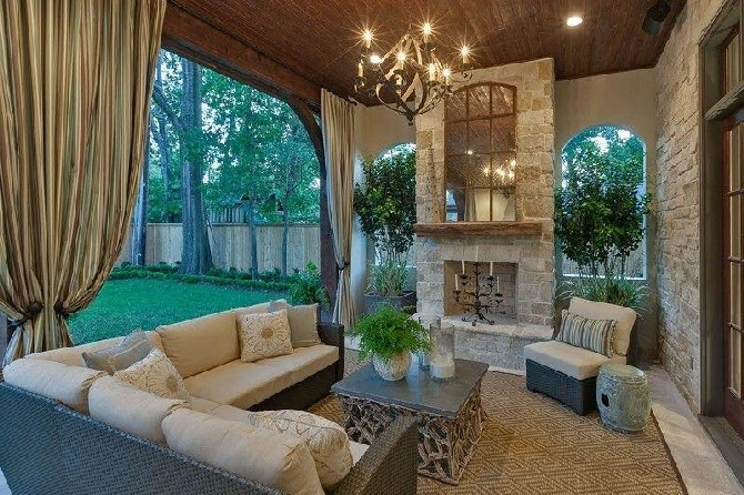 Summer Ideas: Get Your Own Outdoor Living Room – Living Room Ideas