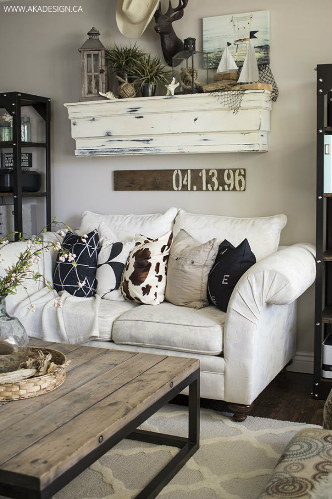 10 industrial style living room ideas for an incredible for Industrial living room ideas