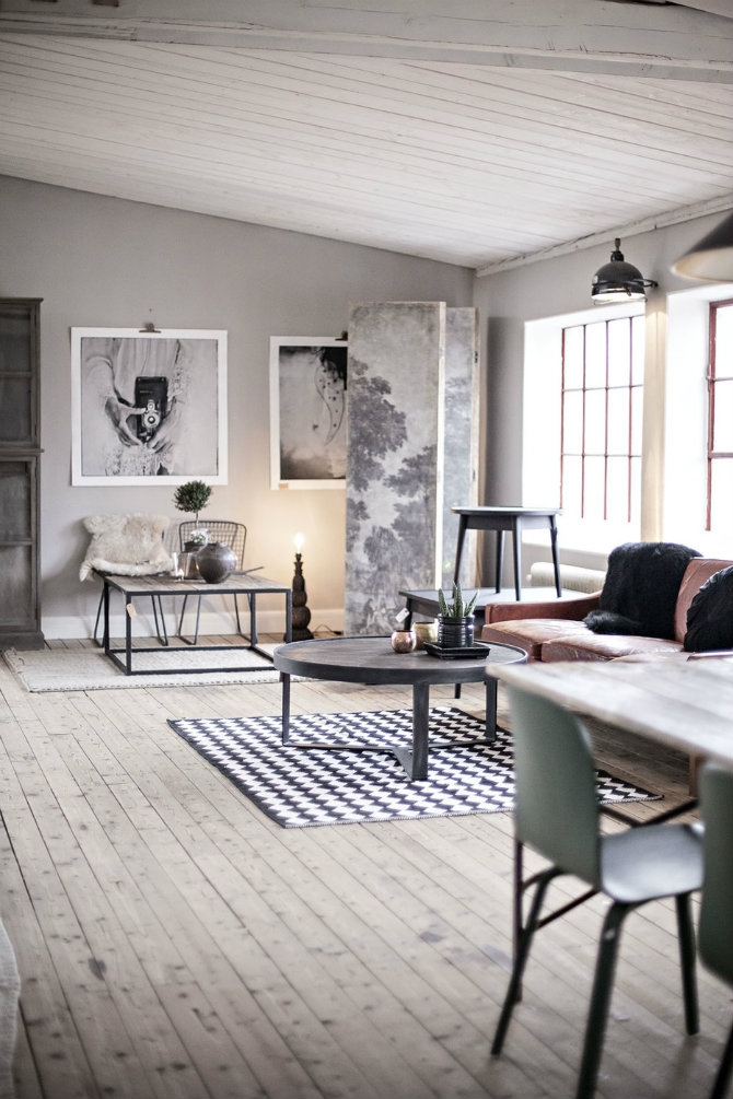10 Industrial Style Living Room Ideas For An Incredible