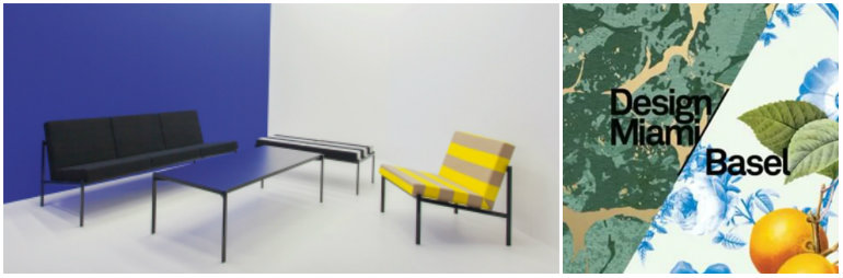 Design Miami Art Basel Contemporary Collector's Lounge basel