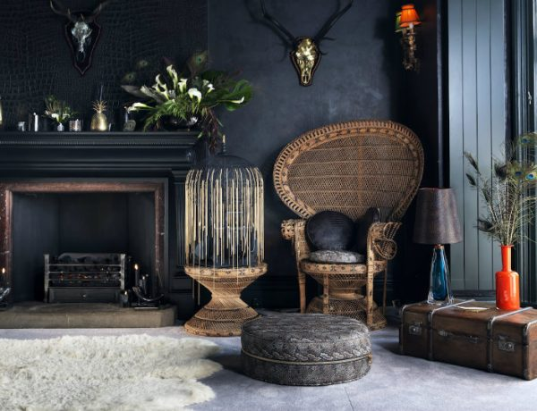 8 Dramatic Living Room Ideas To Add To Your Mood Board