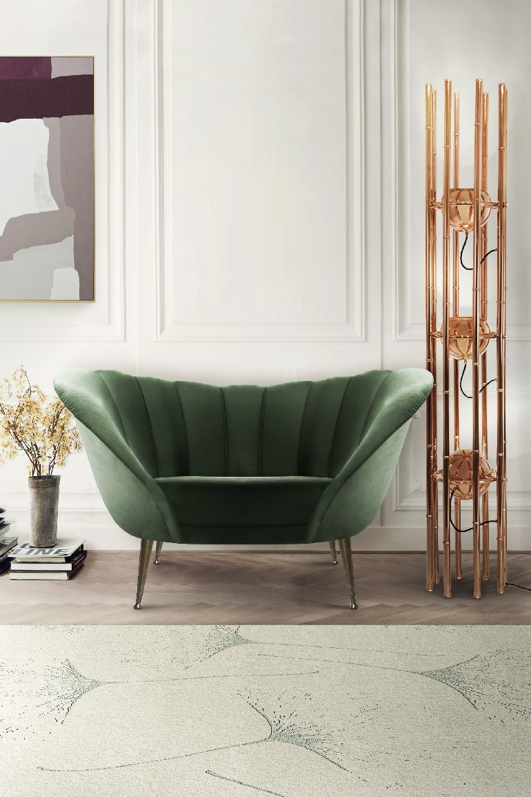 10 graceful living room ideas with copper details brabbu