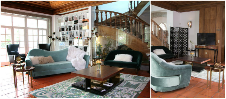 Be inspired by this Open House and Get the Perfect LivingRoom