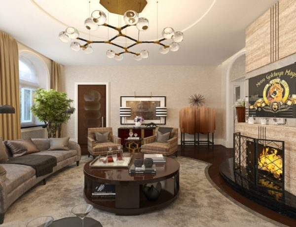 2 LUXURY REAL ESTATE PROJECTS WITH PERFECT LIVING ROOMS (3)
