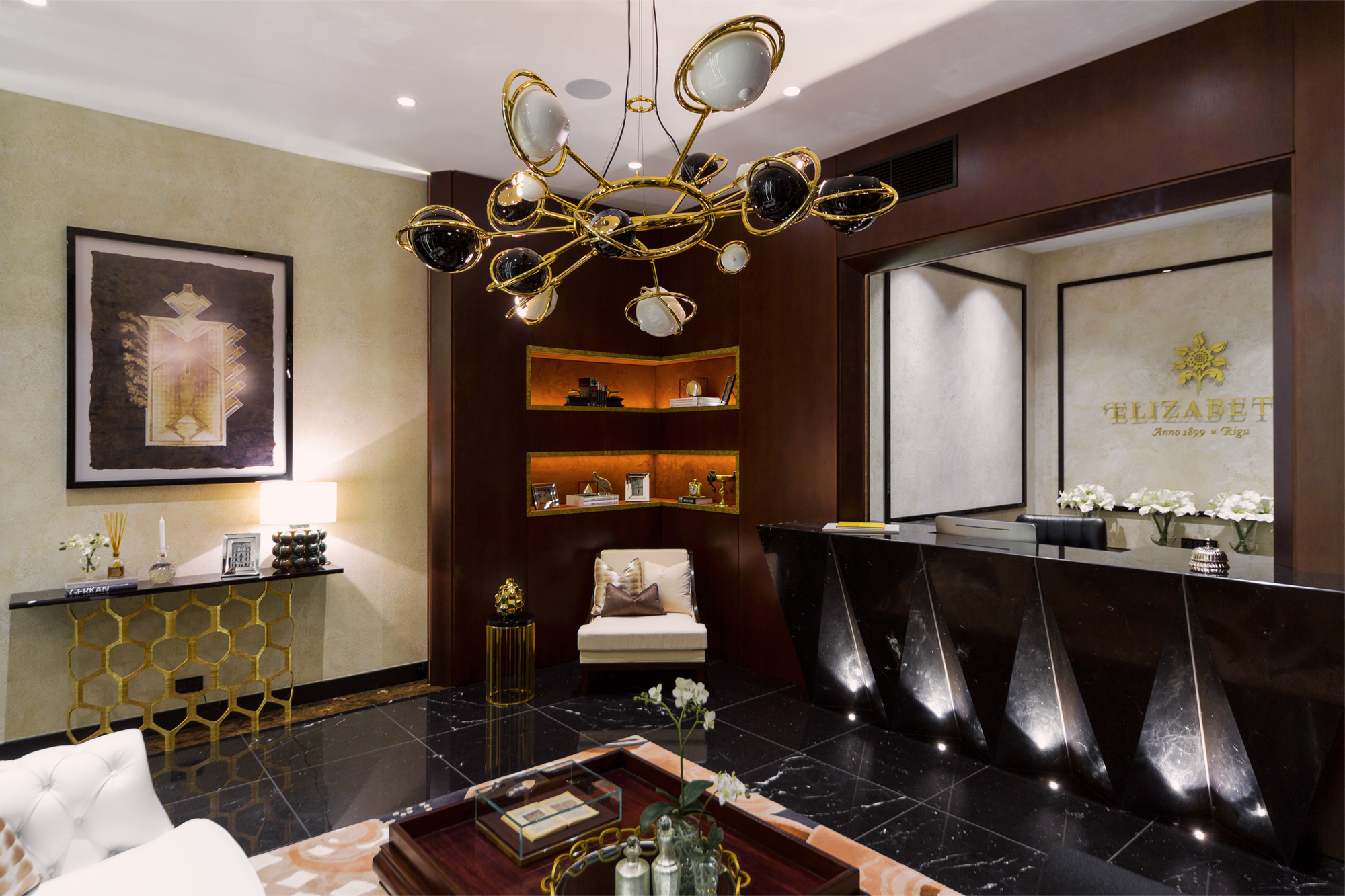 luxury living room ideas with incredible lighting designs