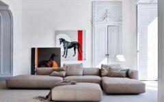 ZANOTTA Design Products Sofas Pianoalto