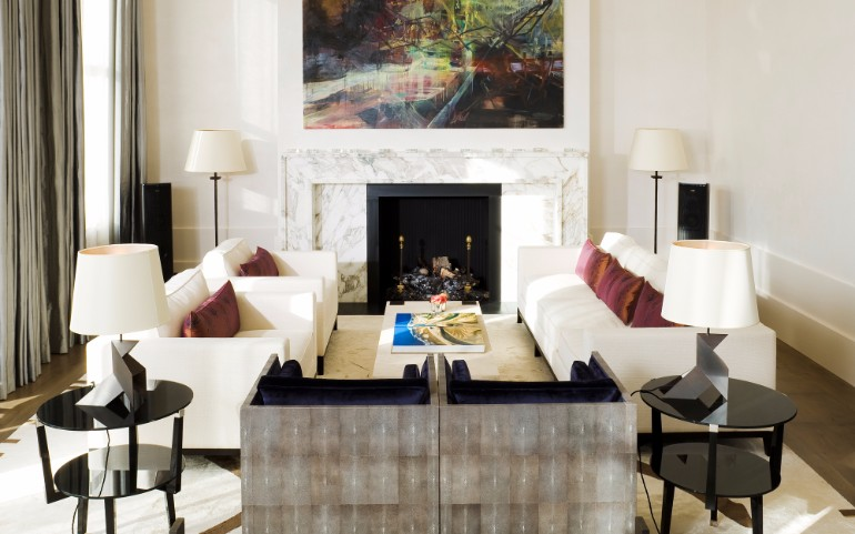 David Collins' Luxury Living Room Designs david collins David Collins' Luxury Living Room Designs CONTEMPORARY FAMILY HOME LONDON UK1 David Collins    Luxury Living Room Designs