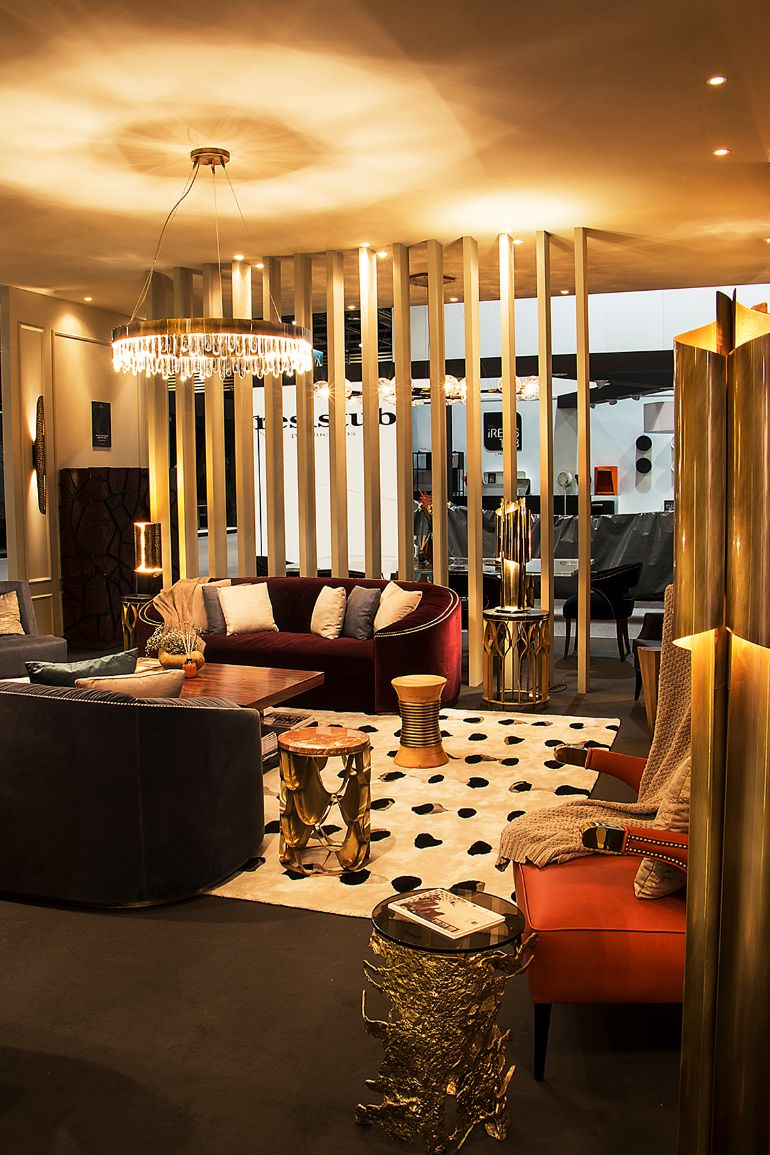 Get living room solutions at maison et objet paris for Maison design et tradition