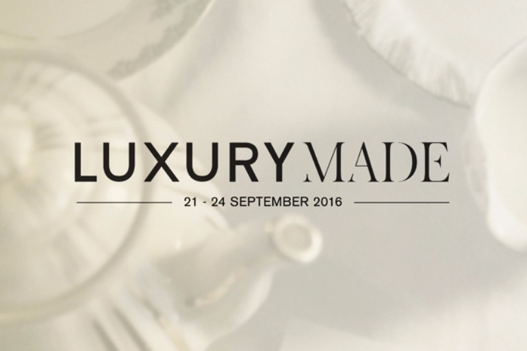 LUXURYMADE '16: LONDON DESIGN FESTIVAL'S DECORATIVE INTERIORS SHOW london design festival LUXURYMADE '16: LONDON DESIGN FESTIVAL'S DECORATIVE INTERIORS SHOW LUXURYMADE 16 LONDON DESIGN FESTIVAL   S DECORATIVE INTERIORS SHOW