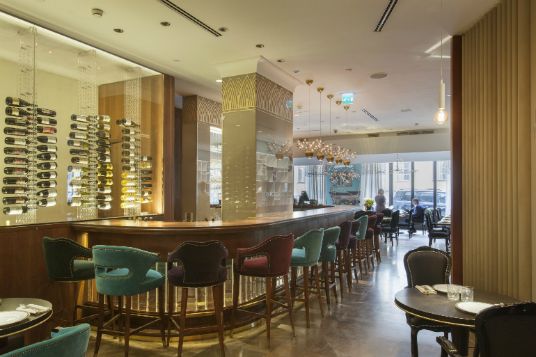 BRABBU Takes Over the Hospitality World: BRABBU Contract hospitality BRABBU Takes Over the Hospitality World: BRABBU Contract COCOCO Restaurant St