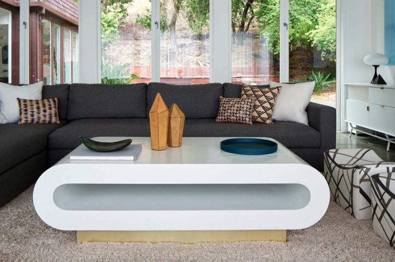 LivingRoom Inspiration: Mid-Century Modern Home in Berkeley Hills living room Living Room Inspiration: Mid-Century Modern Home in Berkeley Hills Mid Century Modern Residence YamaMar Design 06 1 Kindesign