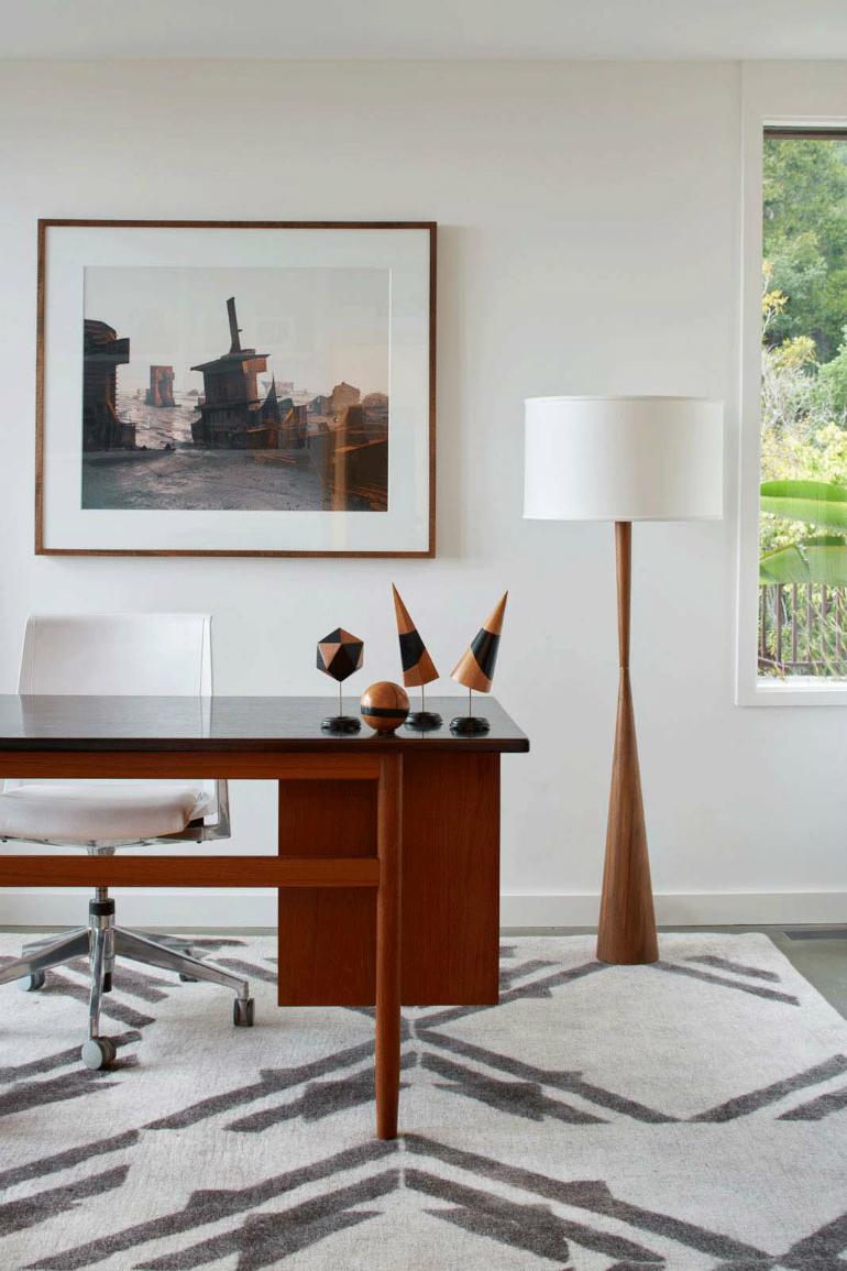 LivingRoom Inspiration: Mid-Century Modern Home in Berkeley Hills living room Living Room Inspiration: Mid-Century Modern Home in Berkeley Hills Mid Century Modern Residence YamaMar Design 19 1 Kindesign