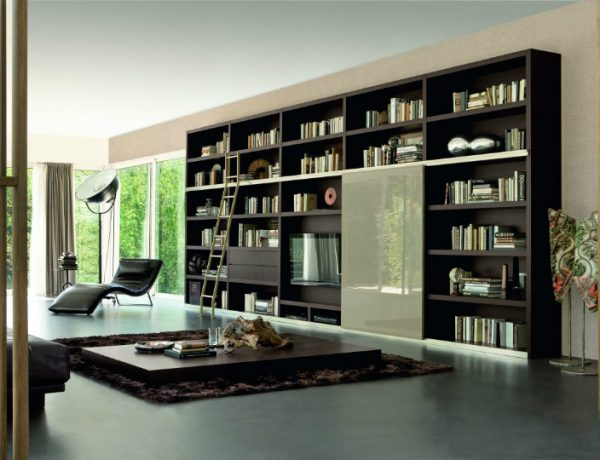 Fall Tips: Bring Your Library into Your Living Room