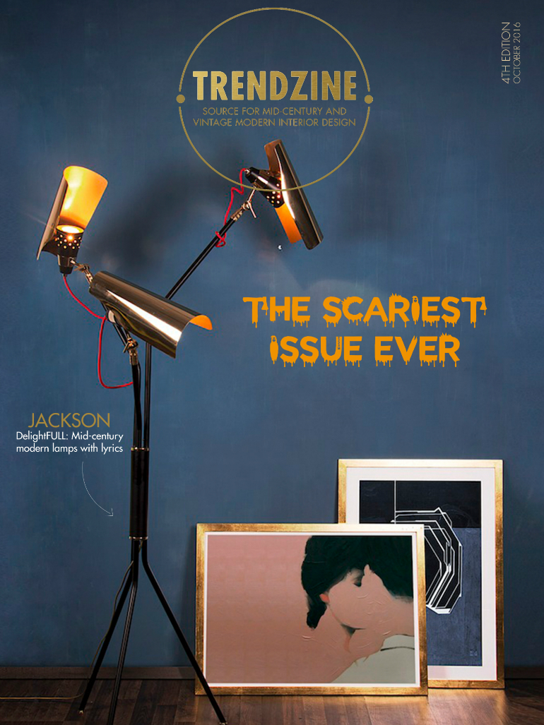 TRENDZINE 4: Get Ready for the Scariest Issue Ever scariest TRENDZINE 4: Get Ready for the Scariest Issue Ever capa 4TH EDITION TRENDZINE
