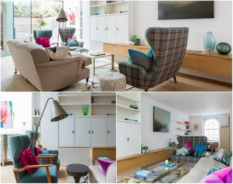 Fall in Love with These 10 Mid-Century Living Room Designs in London