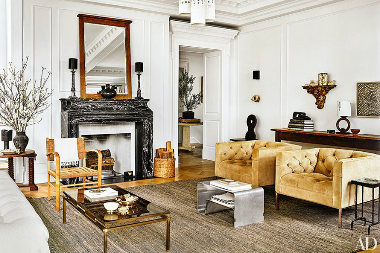 Top Living Rooms from the Best Interior Designers' Houses interior designers Top Living Rooms from the Best Interior Designers' Houses dam images decor 2015 10 jeremiah brent nate berkus designed greenwich village home 05