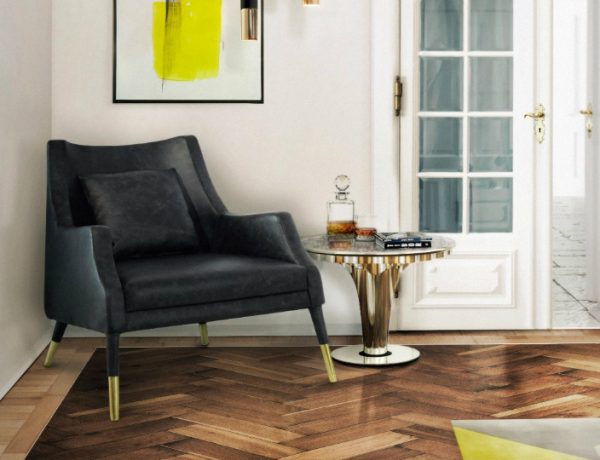 10 Armchairs for a Modern Living Room You Need to Have