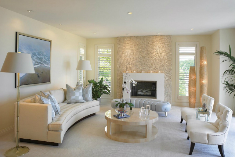 Top White and Beige Modern Living Room Designs living room designs Top White and Beige Modern Living Room Designs dentalroseville