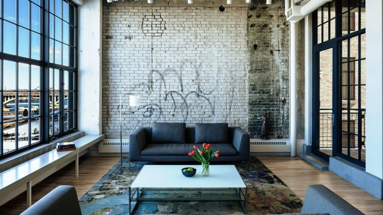 10 Industrial Living Room Ideas That You Will Love living room ideas 10 Industrial Living Room Ideas That You Will Love industrial design 5