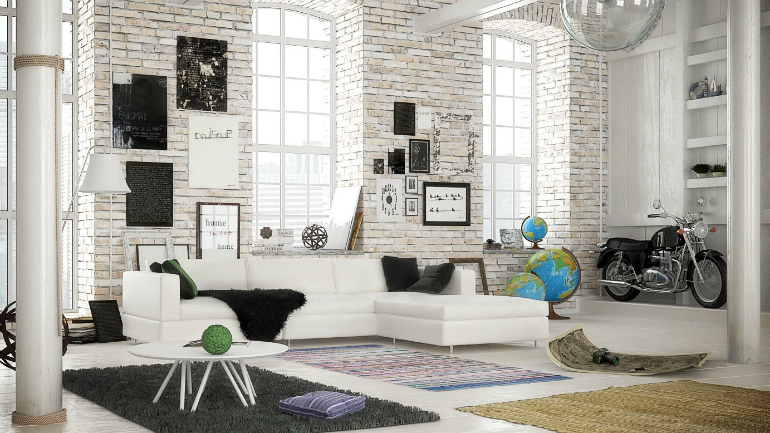 10 Industrial LivingRoomIdeas That You Will Love living room ideas 10 Industrial Living Room Ideas That You Will Love industrial design 7