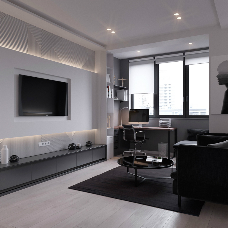 How To Make Your Small Living Room Look Bigger Small Living Room How To Make  Your