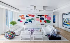 Incredible Modern Living Room Designs featured in Architectural Digest