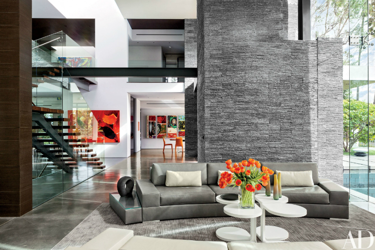 Incredible Modern Living Room Designs featured in Architectural Digest architectural digest Incredible Modern Living Room Designs featured in Architectural Digest modern living rooms 6